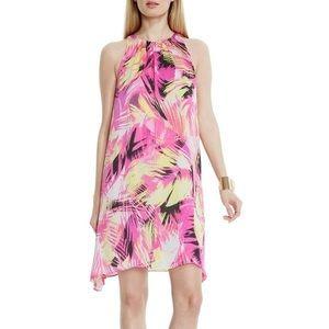 Vince Camuto tropical dress size M